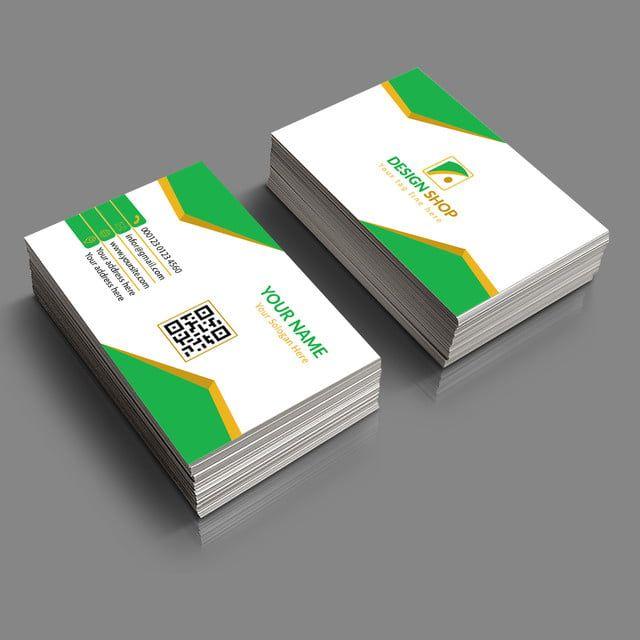 Corporate Business Card Design 2020 in 2020 | Corporate ...