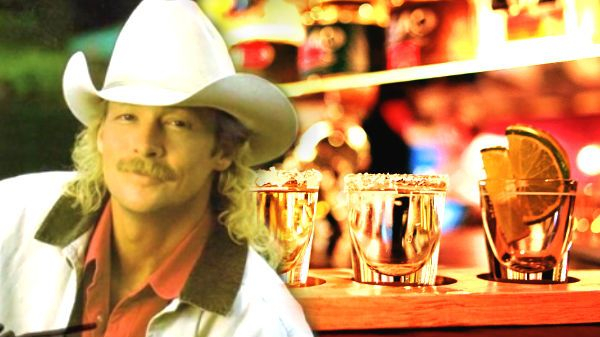 Alan Jackson Tequila Sunrise Video With Images Alan