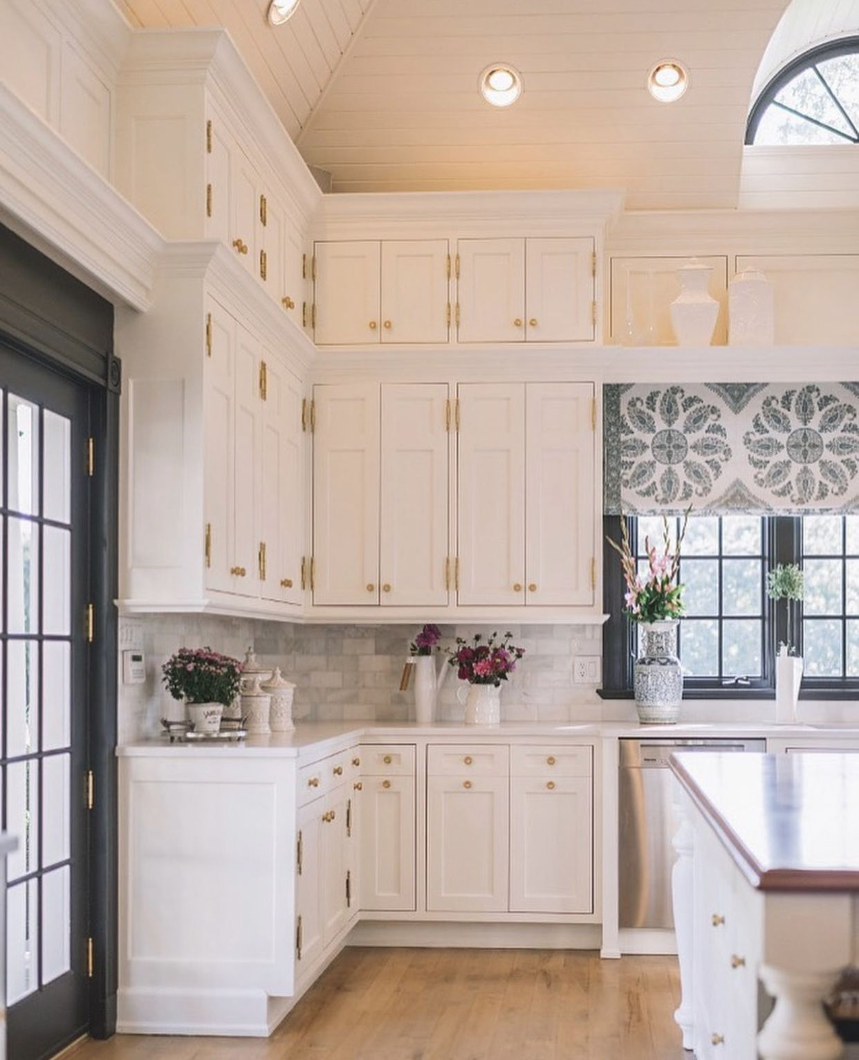 Exposed Hinges Kitchen Plans New Homes Kitchen