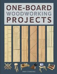 Wood Garden Projects   One-Board Woodworking Projects Book
