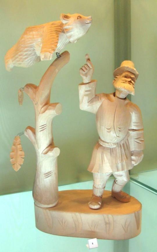 Богородская резьба | Резьба по дереву, кости и камню