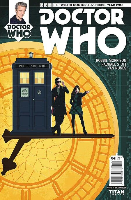 9/10 - Twelfth Doctor 2.4 - The conclusion of what was a fairly excellent DW story. Recommended.