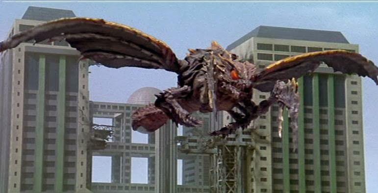 "Daikaiju Giant Monster | Daikaiju Sokogeki"" (Godzilla, Mothra and King Ghidorah: Giant Monsters ..."