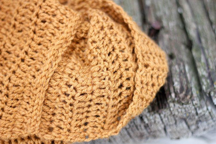 double crochet infinity scarf (38 of 49) | Crochet | Pinterest