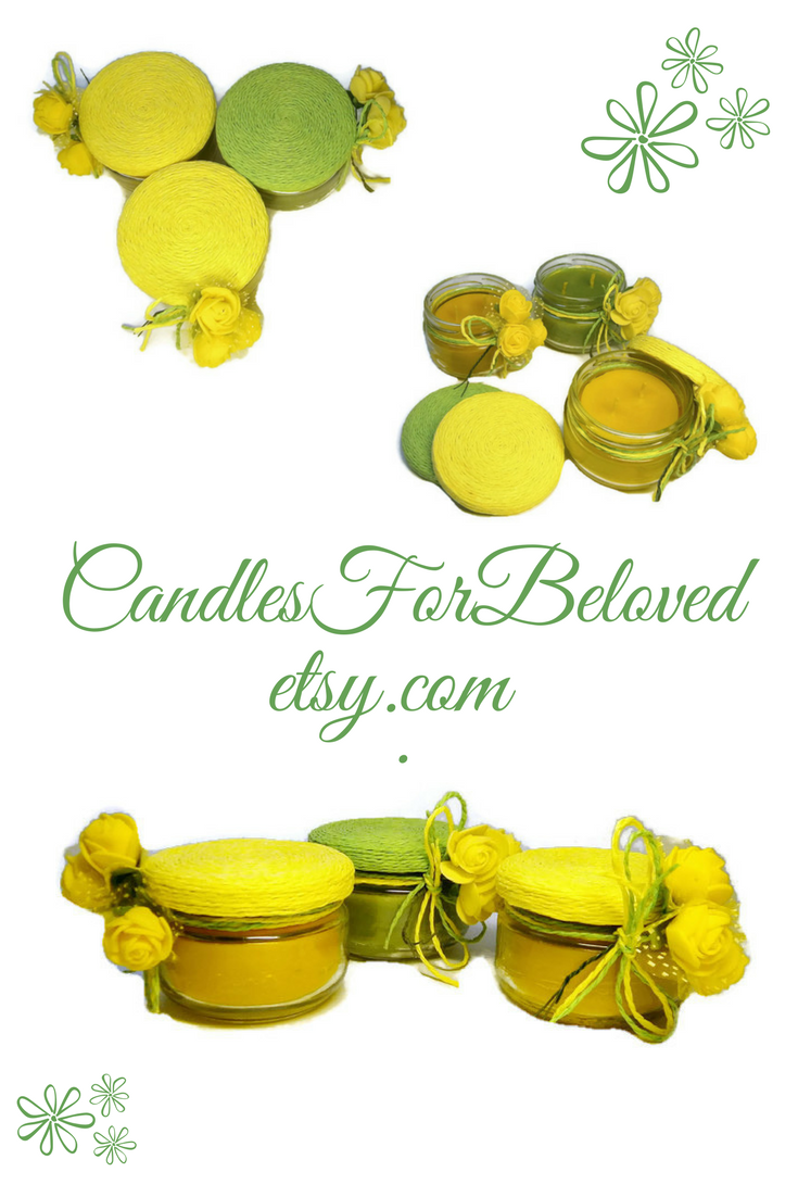 Scented candle set mason jar candles candles candlesforbeloved