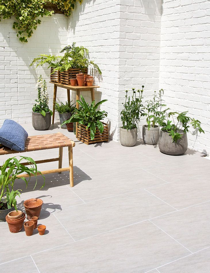 Decorative Outdoor Tiles Delectable Mimica Fossil Grigio Exterior Porcelain  Outdoor Porcelain Tiles Inspiration Design