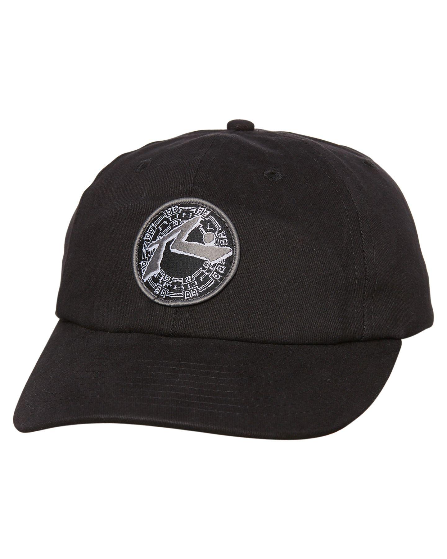 0dc8874e9e8 Rusty Mayan 4 Adjustable Cap Black - Fashion Shop