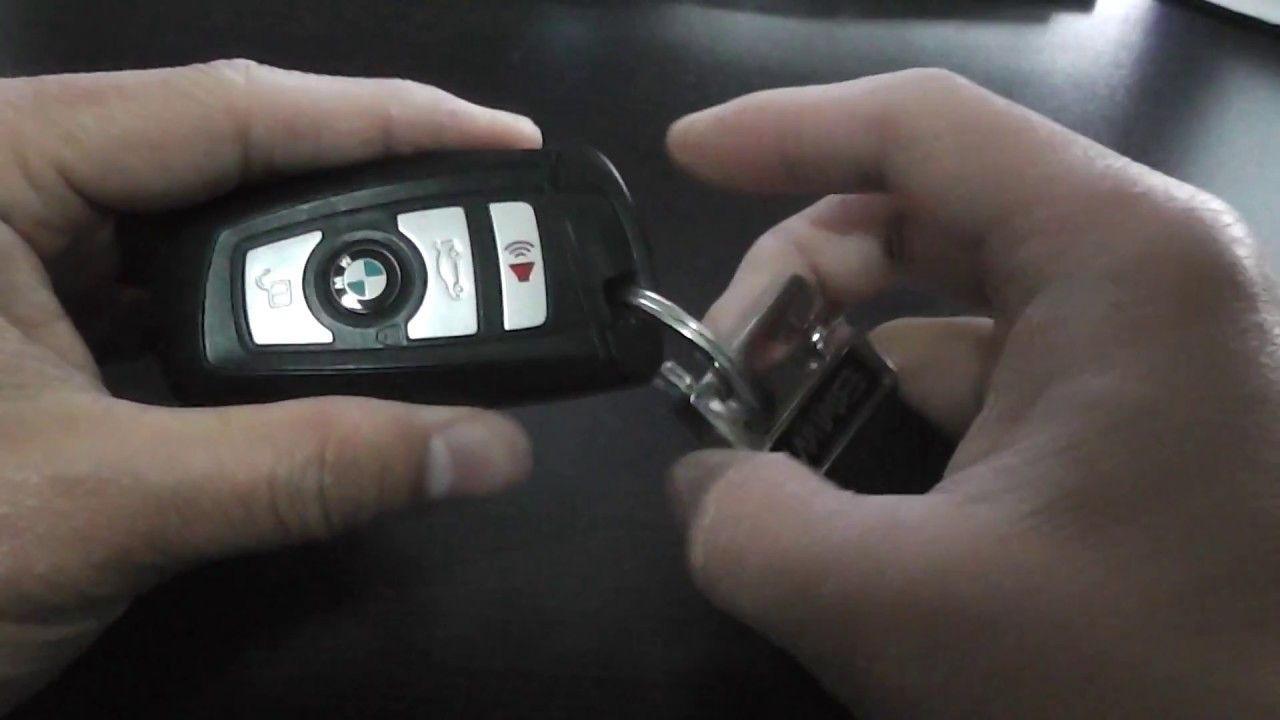 Bmw Key Fob Battery >> Bmw Key Fob Battery Replacement 5 Series Diy Youtube