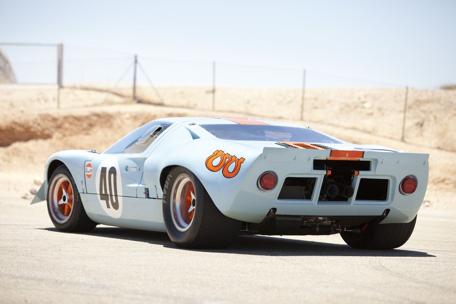 1964 1969 Ford Gt40 Pictures Photos Wallpapers Top Speed