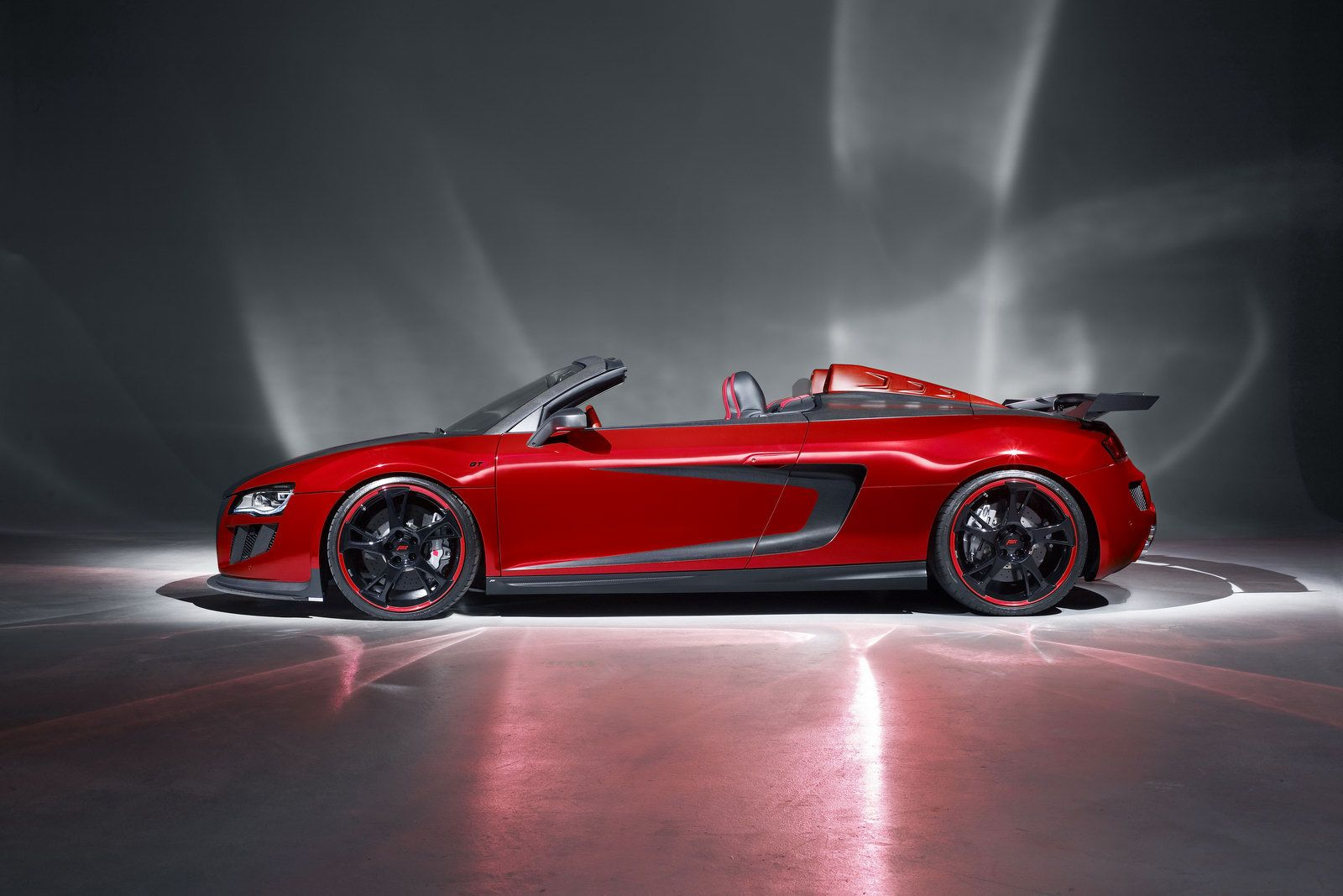 the ABT Spyder with 620bhp..yum!