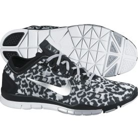 Nike Women s Free TR Connect 2 Training Shoe - Cheetah Grey Black ... 5257ffcfd