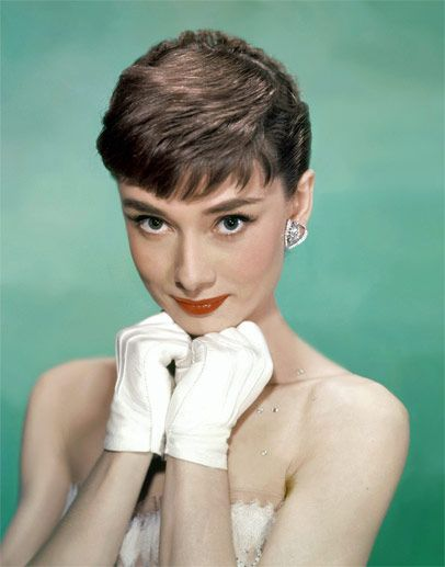 Always The Inspiration Beauty Audrey Hepburn Style Icons