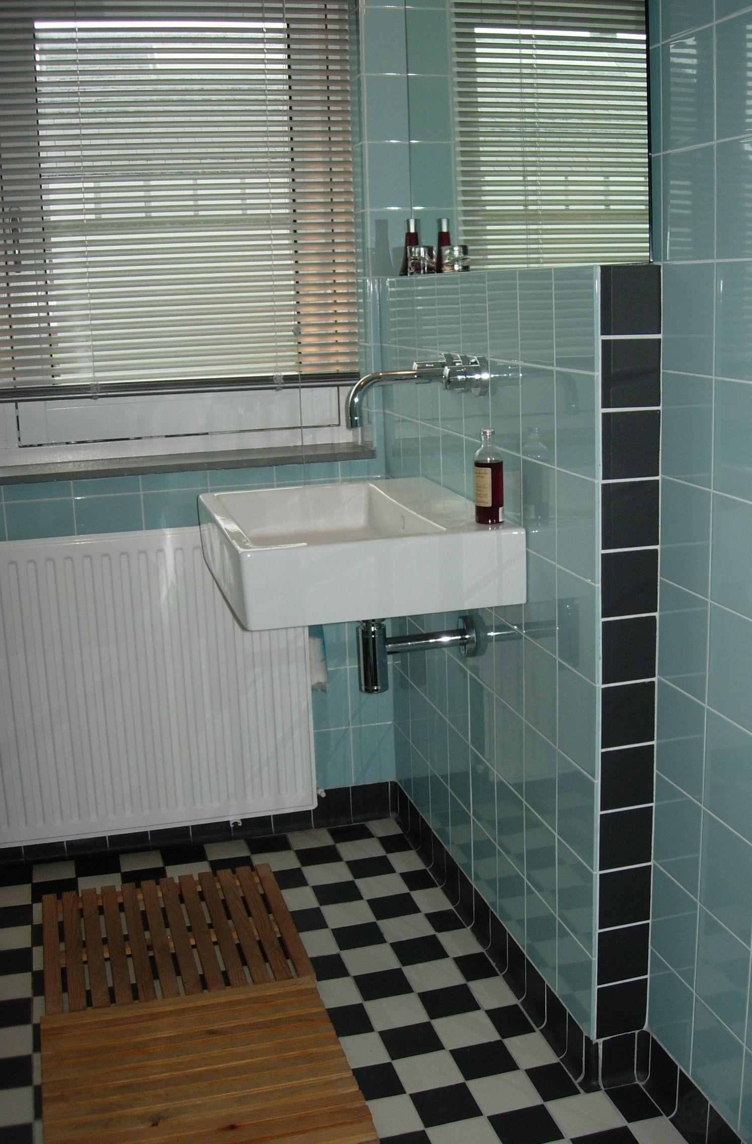 Pin van Eva op Verbouwen badkamer, keuken, wc | Pinterest - Badkamer ...