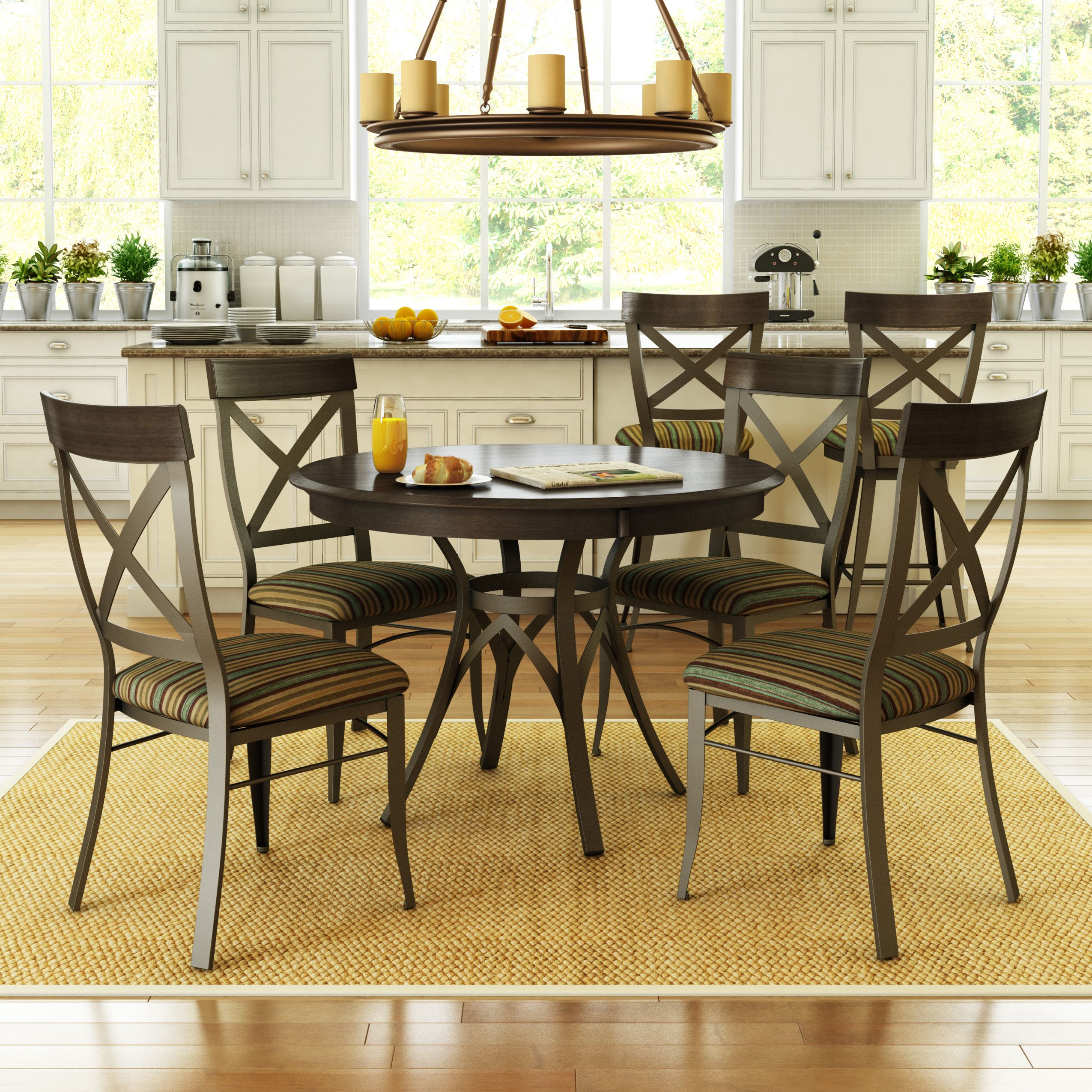 AMISCO Kyle Chair Furniture Kitchen Countryside