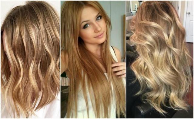Jesienne Trendy Włosy W Kolorze Miodowym Włosy Włosy