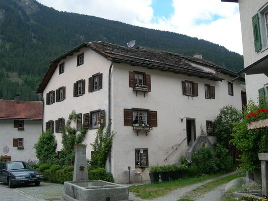 Image Result For Traditional Swiss Architecture