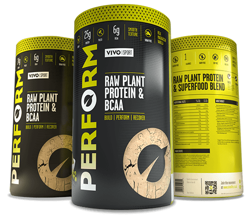 Perform Vivo Life Plant Protein Plant Based Protein Powder Superfood Protein