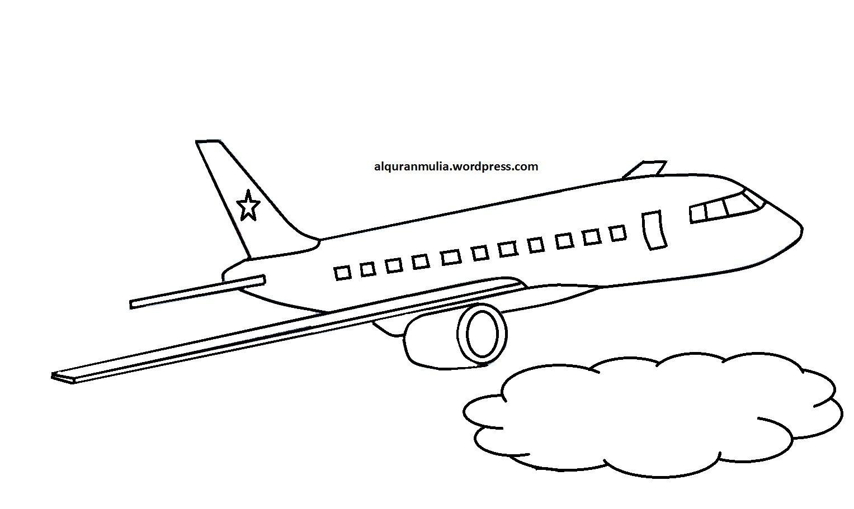 Airplane Cutting Worksheet