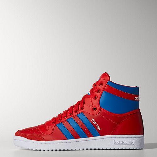 image: adidas Top Ten Hi Shoes S84597