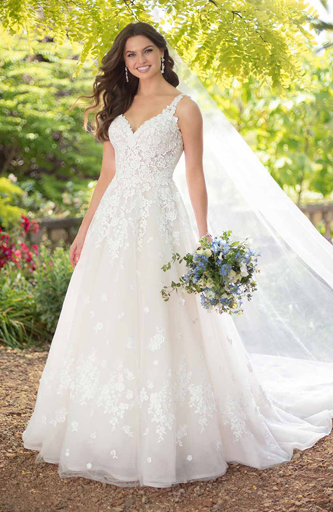 Essense D2684 Aline Wedding Dress  Sale price £1599 is part of Wedding dresses -