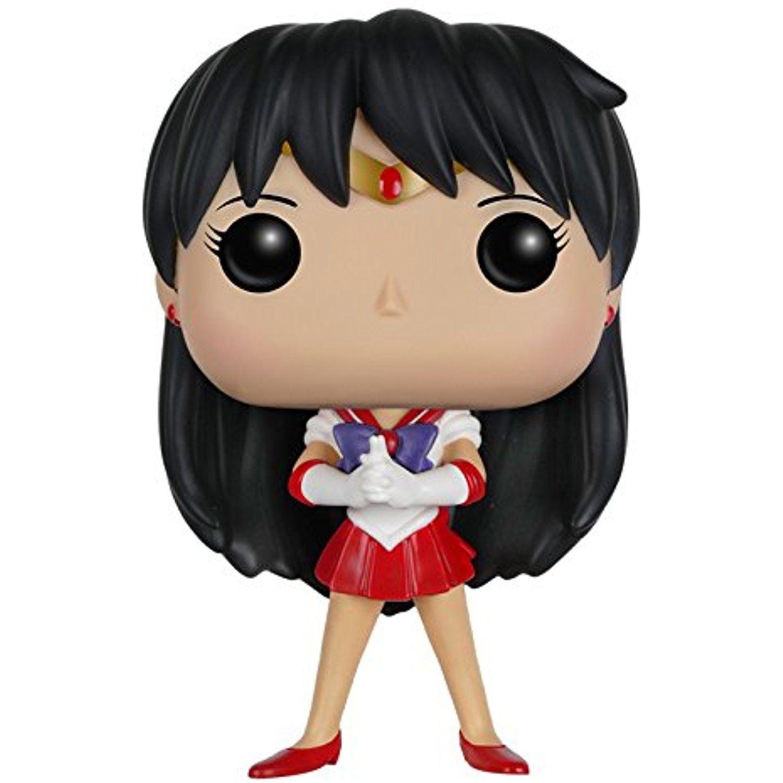 Funko POP Anime Sailor Moon Sailor Mars Action Figure
