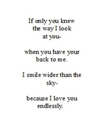 If Only You Knew How Much I Love You : Thalya, Eilahtan, Love..Romance., Relationship.., Words,, Quotes,, Quotes