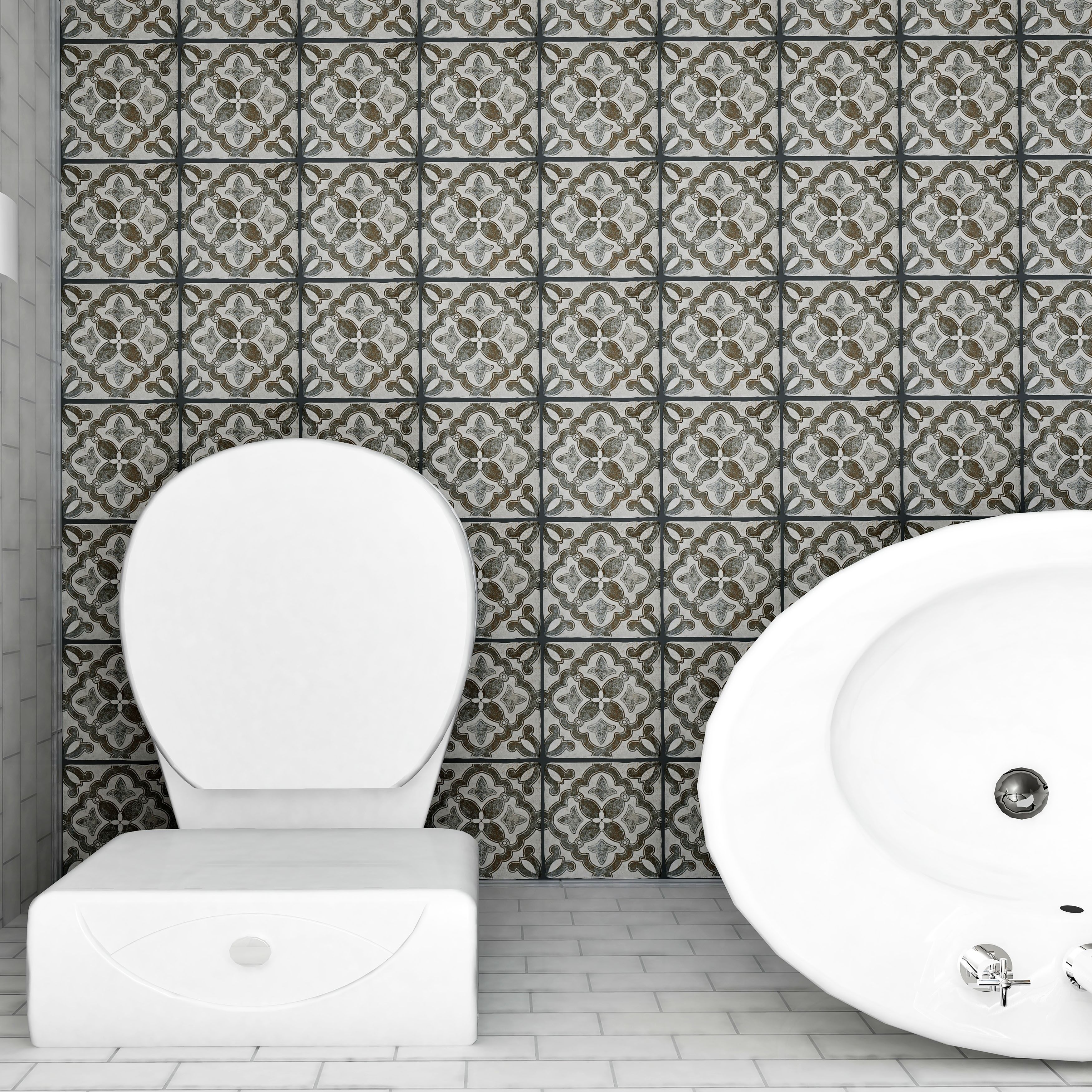 Floor Tiles: Add the classic beauty and functionality of floor tiles to your…