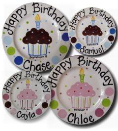 Birthday Plate! I\u0027m thinking diy project for each of my girls too & Birthday Plate! I\u0027m thinking diy project for each of my girls too ...
