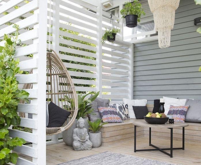 ▷ 1001 + conseils et idées pour aménager une terrasse zen Nice