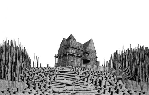 Woodlot House by Luke Painter