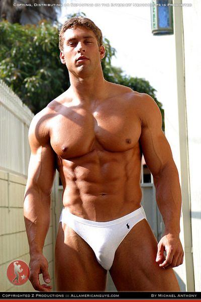 muskulösa killar