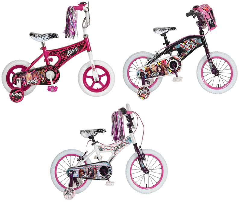 12 Inch 14 Inch And 16 Inch Boys And Girls Bikes With Training