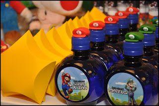 BLOG DA TOP: Inspiração Top: Festa Mario Bros, que tal?