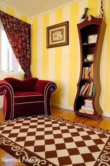 Alice in Wonderland Bedroom painting ideas | Kitchen theme ideas ...