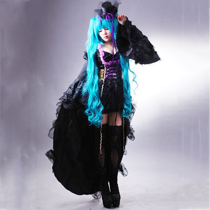 Japanese anime Anime Vocaloid cosplay costumes for women adults ...