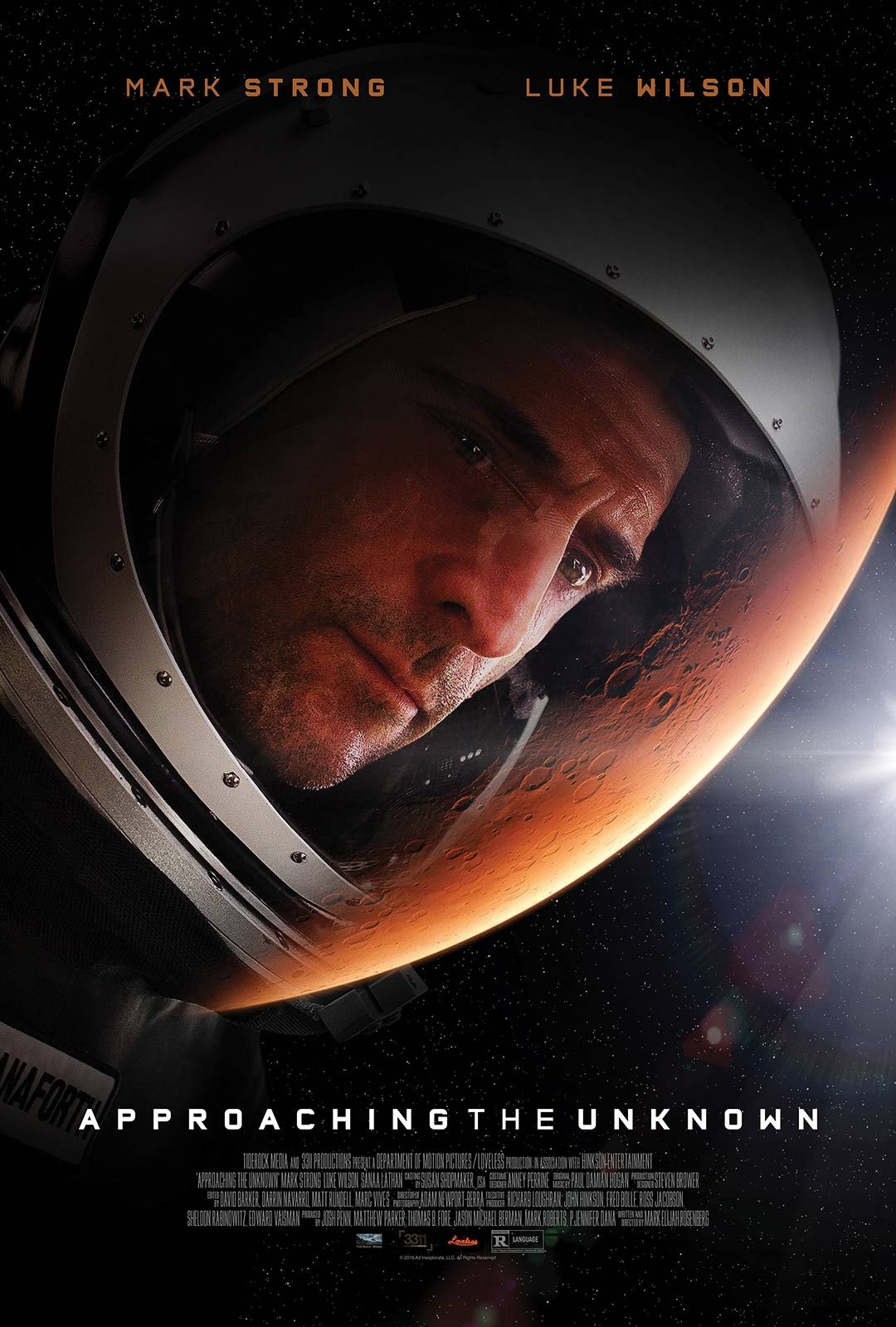 Approaching The Unknown Poster Trailer Com Imagens Mark