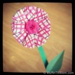 Make Folded Cupcake Liner Flowers