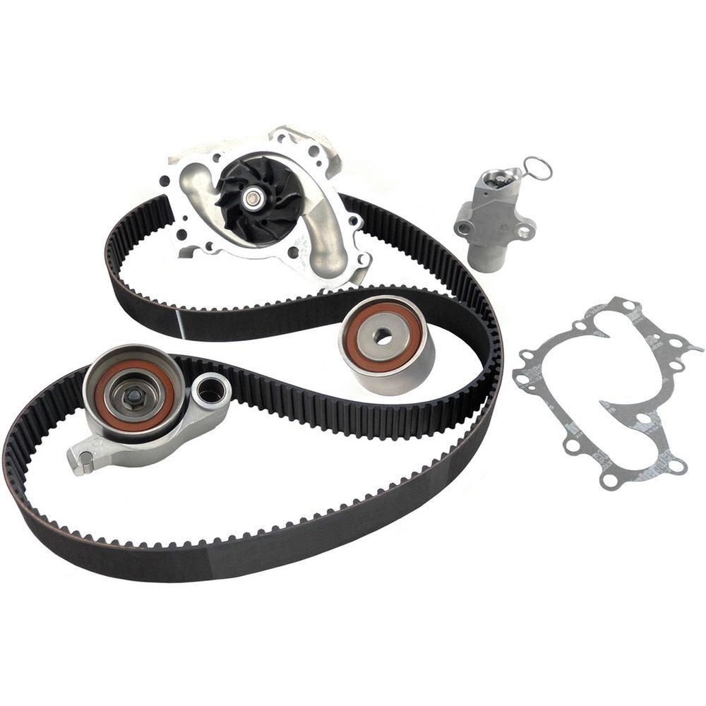Gates Powergrip Premium Oe Timing Belt Component Kit W Water Pump Tckwp257a Timing Belt Pumps Belt