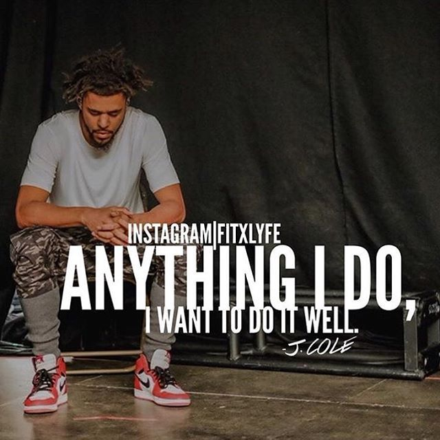 J Cole Current Mood Same I Keep My Head High I Got My Wings