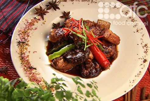 Recipe chicken stew with fermented soya bean best wan asian recipe chicken stew with fermented soya bean best wan asian food channel forumfinder Image collections