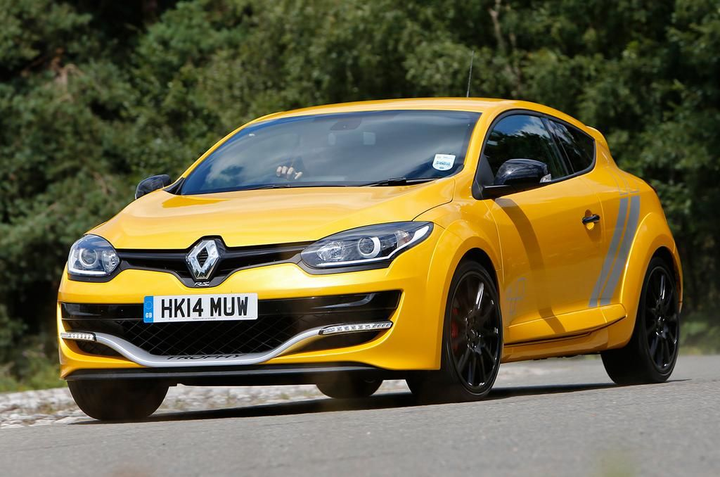 Renault megane rs 275