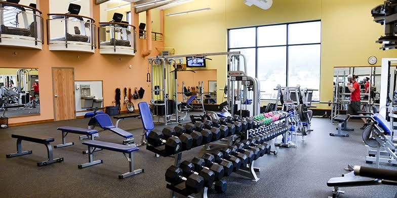 Fitness Center Workout Rooms Workout Room Flooring Gym