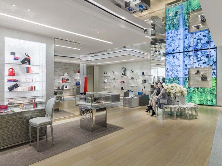 Dior Store by Peter Marino, Mexico City – Mexico » Retail Design Blog