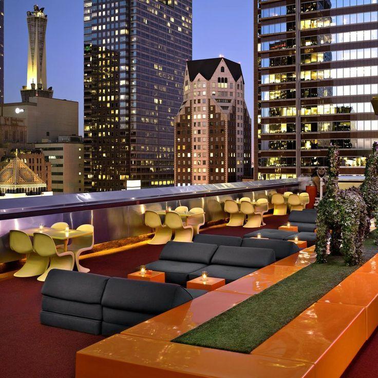 The Standard, Downtown LA—Los Angeles, California.