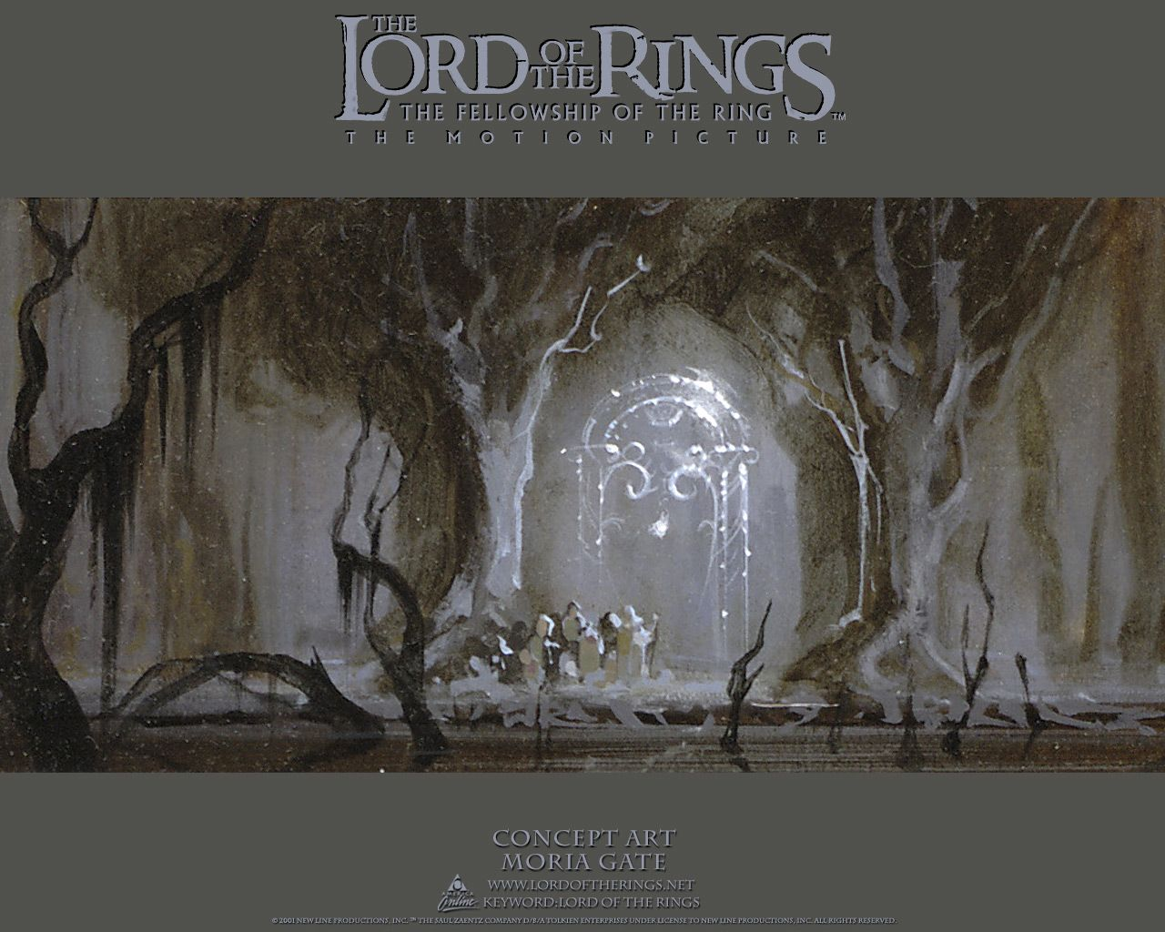 The Lord Of The Rings The Fellowship Of The Ring Concept