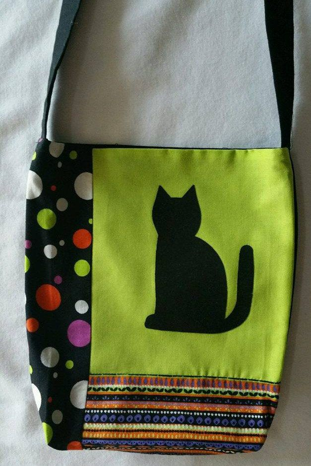 Trick or Treat bags! by CasdelCreations on Etsy