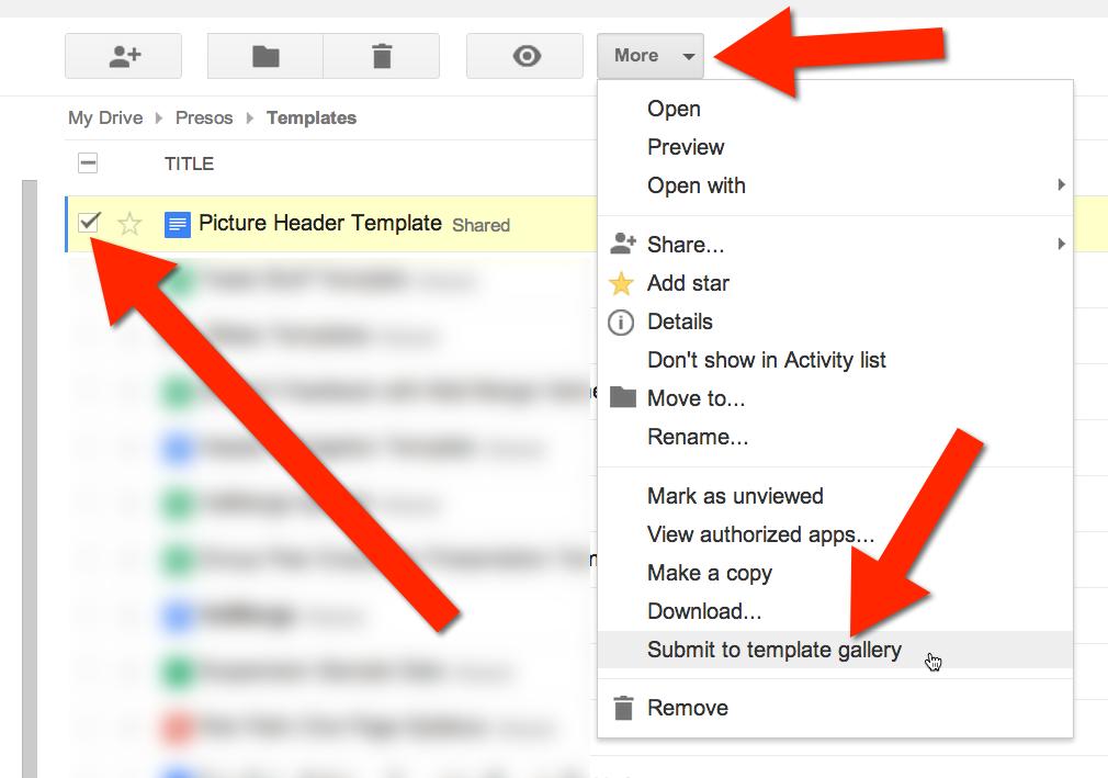 Making templates in google drive Teacher tech, Resume