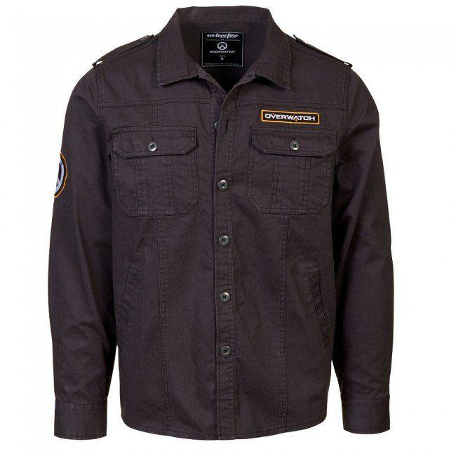Overwatch Army Jacket