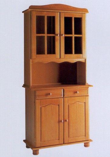 Alacena 2 puertas toscana - 1790100001 - Serie Altea Miel - Muebles Dogar - Muebles - de Dogar