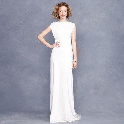 J Crew Corrina Gown Wedding Dresses Nontraditional Wedding Dress Wedding Dress Sizes
